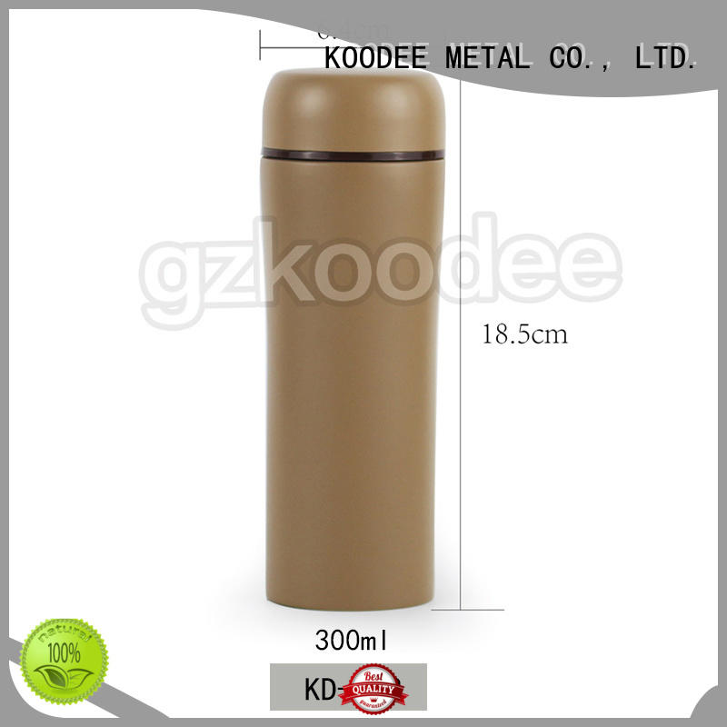 Koodee stainless thermal water bottle carry drinking