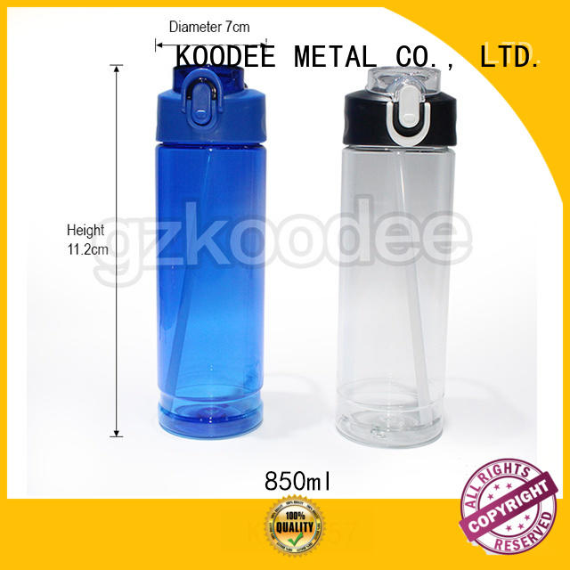 Koodee hot style plastic drinking bottles classic for liquid
