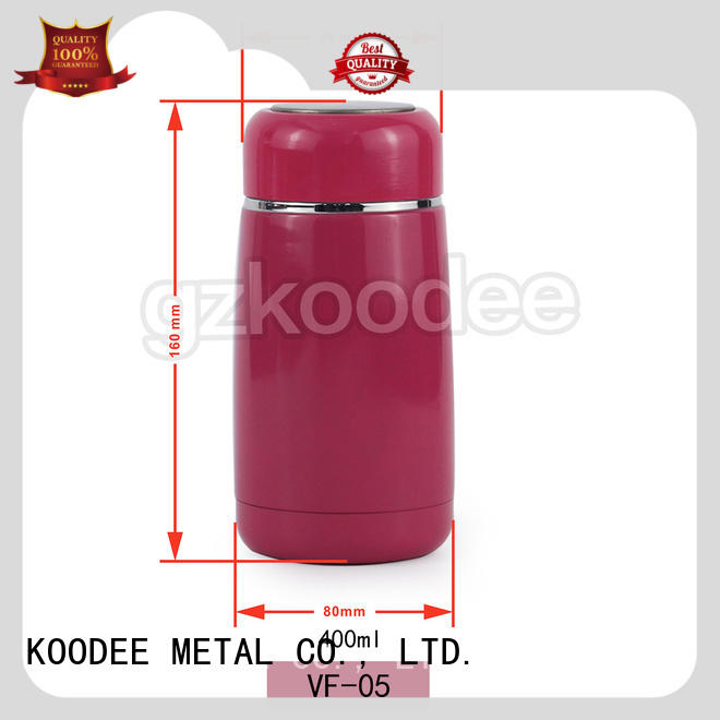 stainless steel thermos bottle top brand for water bottle Koodee