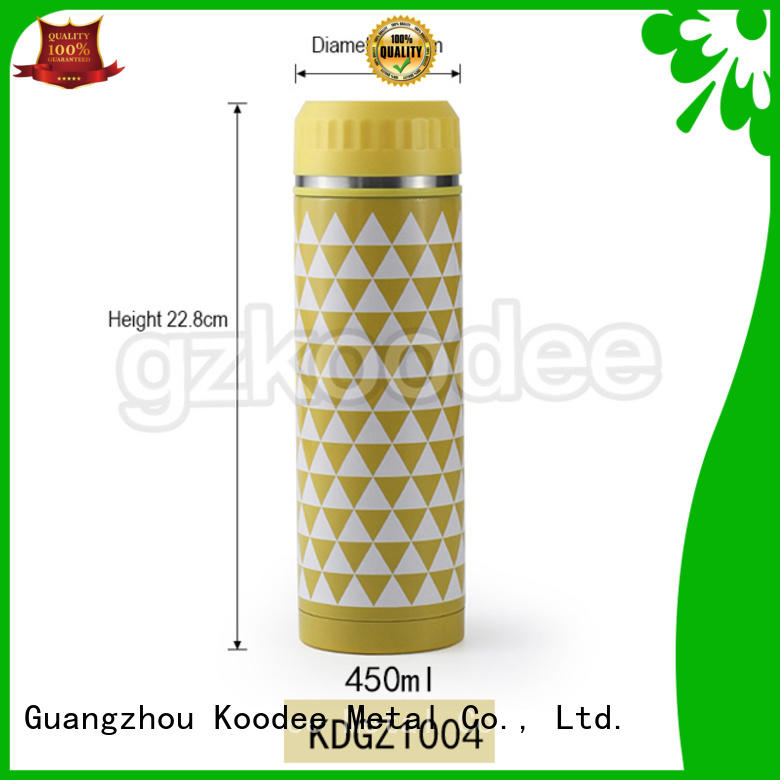 double wall thermal stainless steel water bottle buy now for water bottle Koodee