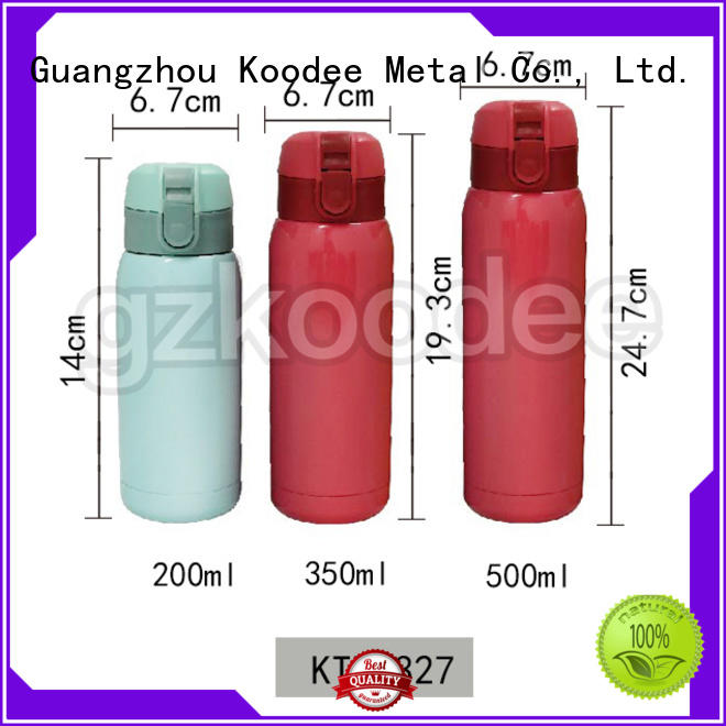 vacuum steel bottle ODM for children Koodee
