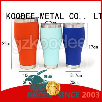steel stainless steel travel coffee mugs free sample for wine Koodee