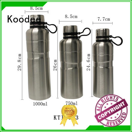 high-end thermos stainless OEM for water bottle Koodee