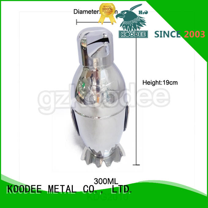 stainless steel wine glass BPA-free for drinking Koodee