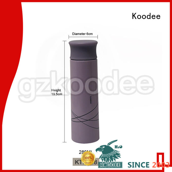 ODM stainless steel water contact now for drinking Koodee