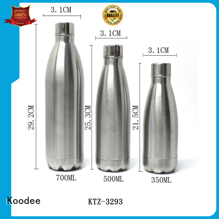 top brand metal drink bottle wholesale for water bottle