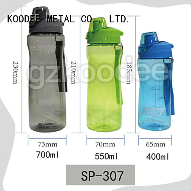 customized plastic water bottles for sale carry for coffee