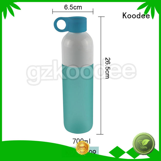 best plastic water bottle wholesale for juice Koodee