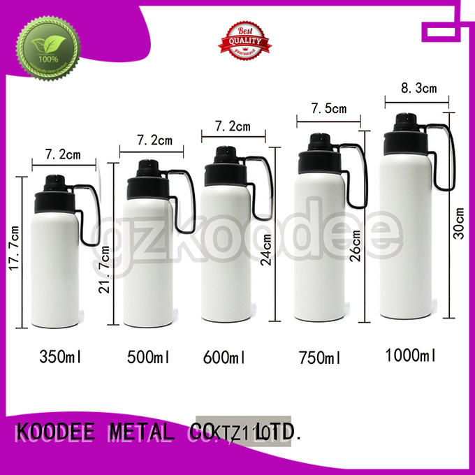 thermal water bottle high-end for drinking Koodee