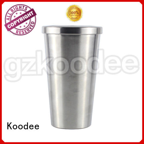 stainless steel sport water bottle stainless at discount Koodee