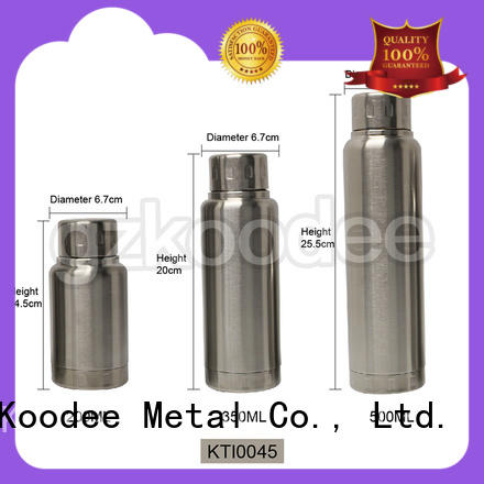 colorful thermal stainless steel water bottle contact now for drinking
