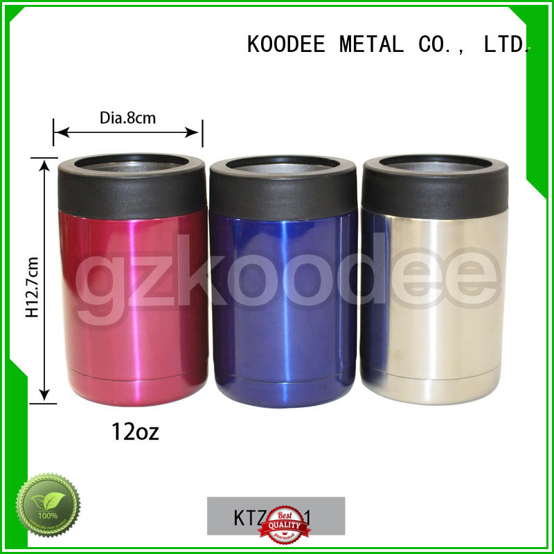 simple design stainless coffee mug free sample for coffee Koodee