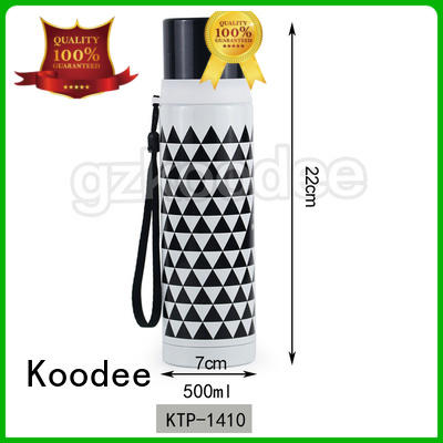 Koodee OEM stainless steel thermos wholesale for water bottle