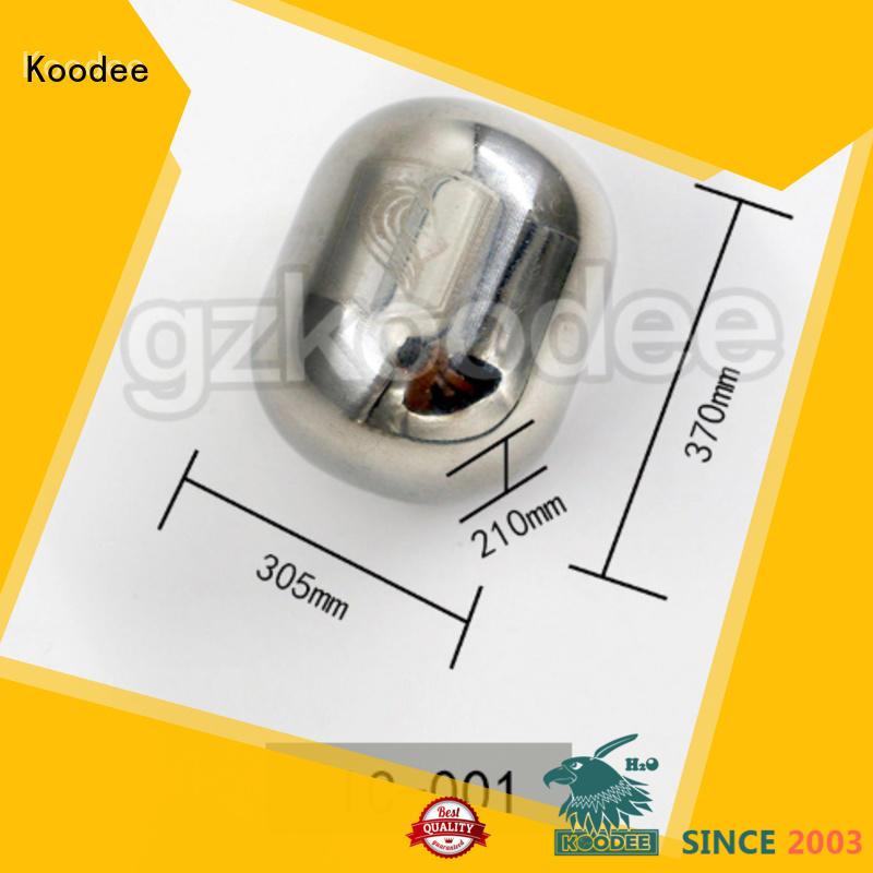 Koodee top brand steel ice cube universal for spirit