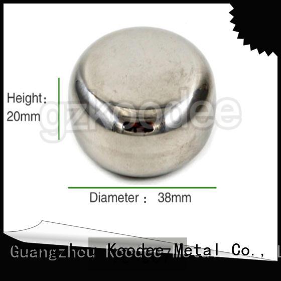popular stainless steel ice balls skull shape for whiskey Koodee
