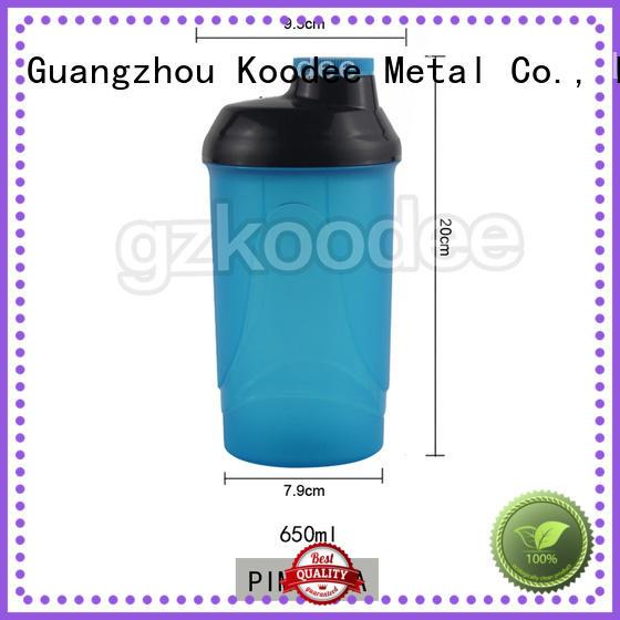 high quality plastic water bottles big capacity for juice Koodee