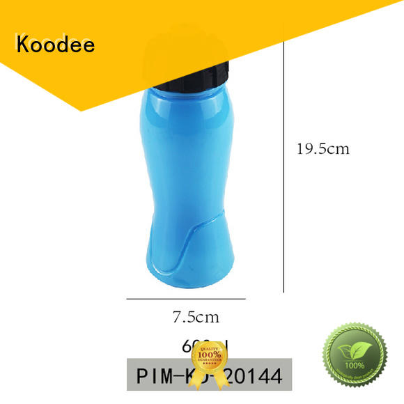 fashion design high quality plastic water bottles classic for juice Koodee