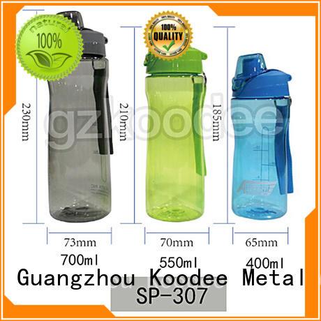 gym buy plastic water bottles pop coffee Koodee
