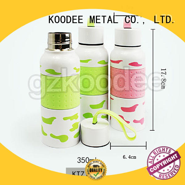 Sports Bottle Customized Thermal Insulated Double Wall 350 ml Koodee