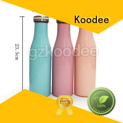 white best hot cold thermos buy now for drinking Koodee