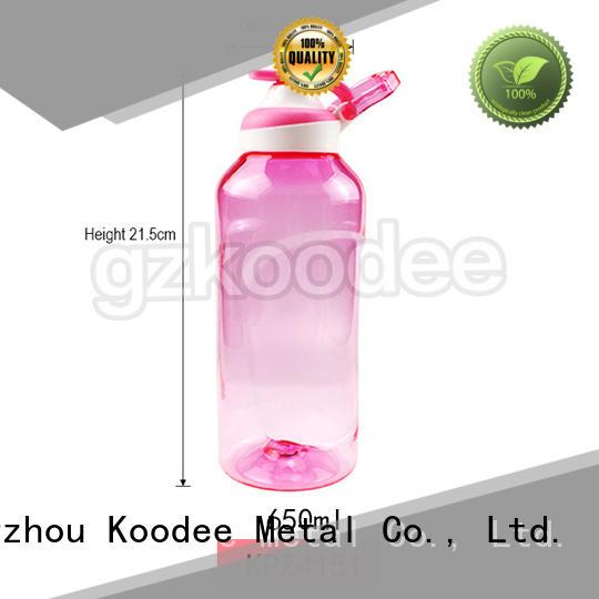 double wall best plastic water bottle petg for drinking Koodee