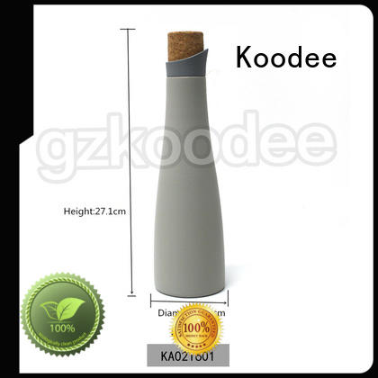 thermos hot and cold water bottle OEM for water bottle Koodee