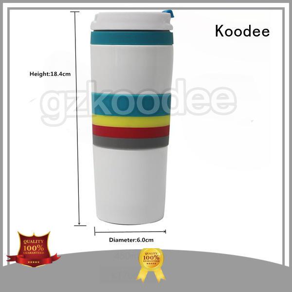 modern design thermal coffee mugs simple design for beer Koodee