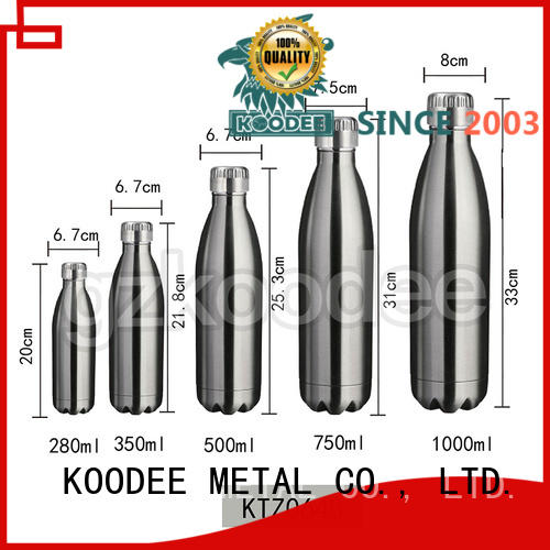 Koodee factory direct selling best thermal bottle top brand for student