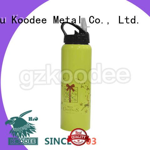 Koodee Brand accepted printing free vacuum bottle