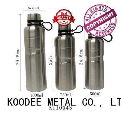 Koodee most popular stainless steel water high-end for children