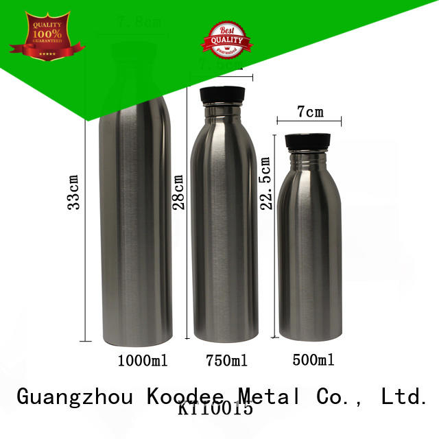 Koodee ODM thermos insulated water bottle buy now for potable