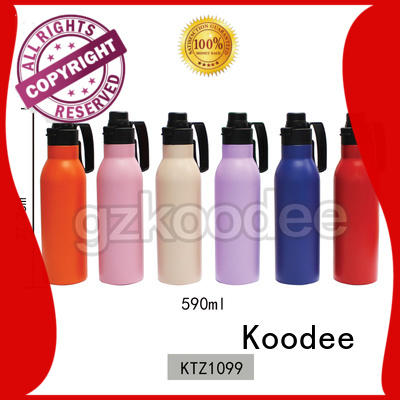 Koodee stainless steel vacuum stainless steel water bottle contact now for drinking