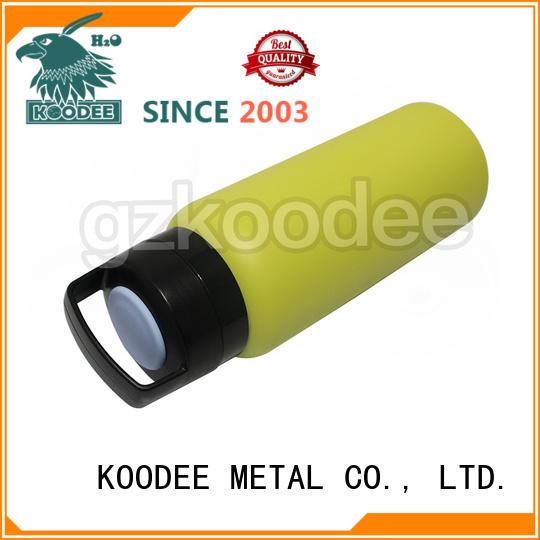 Koodee OEM thermal stainless steel water bottle order now for water bottle