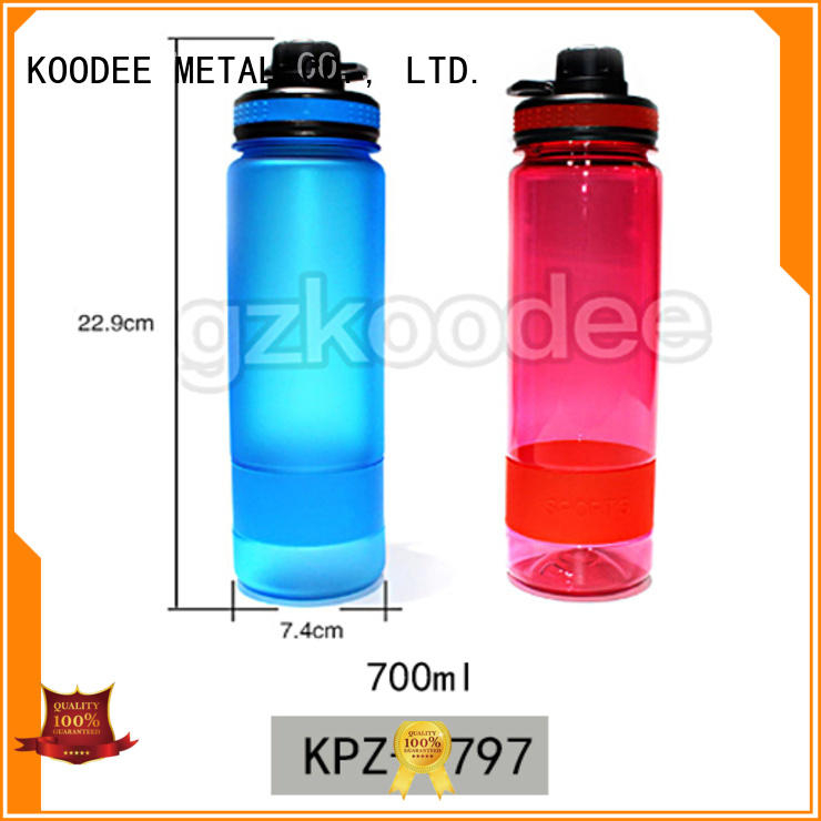 Koodee pure plastic water bottles for sale wall student