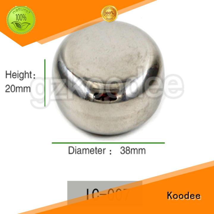 style metal ice cubes cubes drinkings Koodee